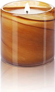 Lapule Scented Candle   Long Lasting Aromatherapy Candles with Natural Fragrance   Soy Wax   For Stress Relief, Relaxation, Anxiety, Homesick   Decorative Glass Vessel   Home and Kitchen Decor