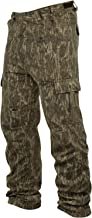 Mossy Oak Men's Chamois Camouflage Hunting Pant