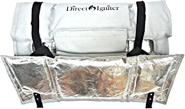 Direct Igniter Insulated Thermal Blanket Cover for Traeger B Grade Stock, with Minor Cosmetic Defects (FITS 070, Lil TEX)