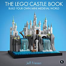The LEGO Castle Book: Build Your Own Mini Medieval World (English Edition)