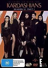 Keeping Up With The Kardashians Season 12 Part 1 | 3 Discs | NON-USA Format | PAL | Region 4 Import - Australia