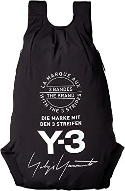 adidas Y-3 by Yohji Yamamoto Backpack