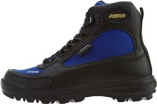 Mens Skyriser/Sunrise/Supremacy/Welt High Hiker Boot,Black/Royal/Skyriser