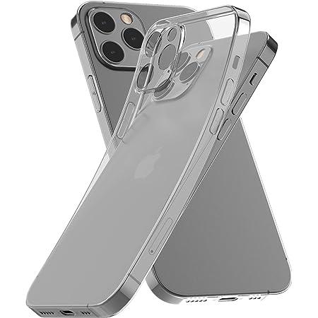 Leonas Iphone 12 Pro Max Hülle Transparent Silikon Elektronik