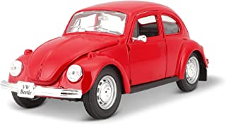 Maisto 1:24 Scale Volkswagen Beetle Diecast Vehicle, color p