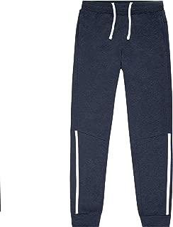 Layer 8 Men's Jogger Pant Performance Active Tech Knit 2.0 Athletic Fleece Sweatpant