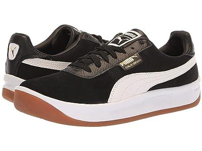 PUMA California Casual (Puma Black/Puma White/Puma Team Gold) Men