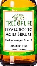 Hyaluronic Acid Serum For Skin - Double Size (2oz) Moisturizer For Face