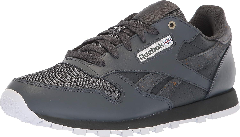Reebok Kids' Classic Leather Sneaker,