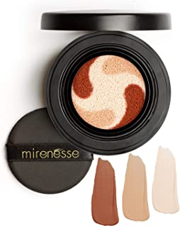 Mirenesse Cosmetics Lift & Tint Liquid Blush - Cushion Compact 1. Nude