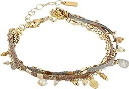 Multi Strand Dangle Bracelet