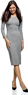 Mujer Vestido con Escote Barco (Pack de 2)