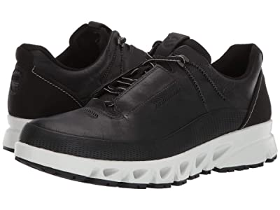 ECCO Sport Multi-Vent Lace GORE-TEX(r) (Black) Men