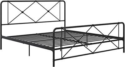 Amazon Com Zinus Eden Twin Daybed And Trundle Set