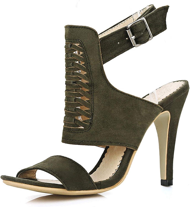 Small Basketball Women Wedding Wear shoes Belt Girl Bride shoes Thin Heel Super High Heels Sandals