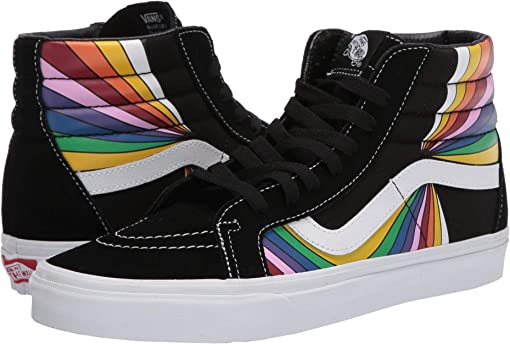 (Refract) Black/True White/Multi