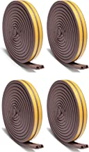 YouBella Sound Proof/Dust Proof Multi Purpose Self Adhesive Tape for Sealing Doors and Windows (5 Mtrs) (Pack of 4)