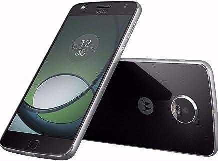 Motorola XT1635-02 Dual Sim - 32GB, 4G LTE, Black
