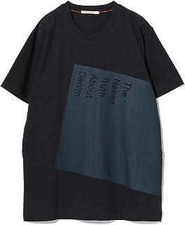 (ビームス)BEAMS/半袖プリントTシャツ nudie jeans × BEAMS/別注 T-shirt メンズ