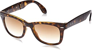 نظارة شمسية بتصميم وايفاير قابل للطي من راي بان RB4105