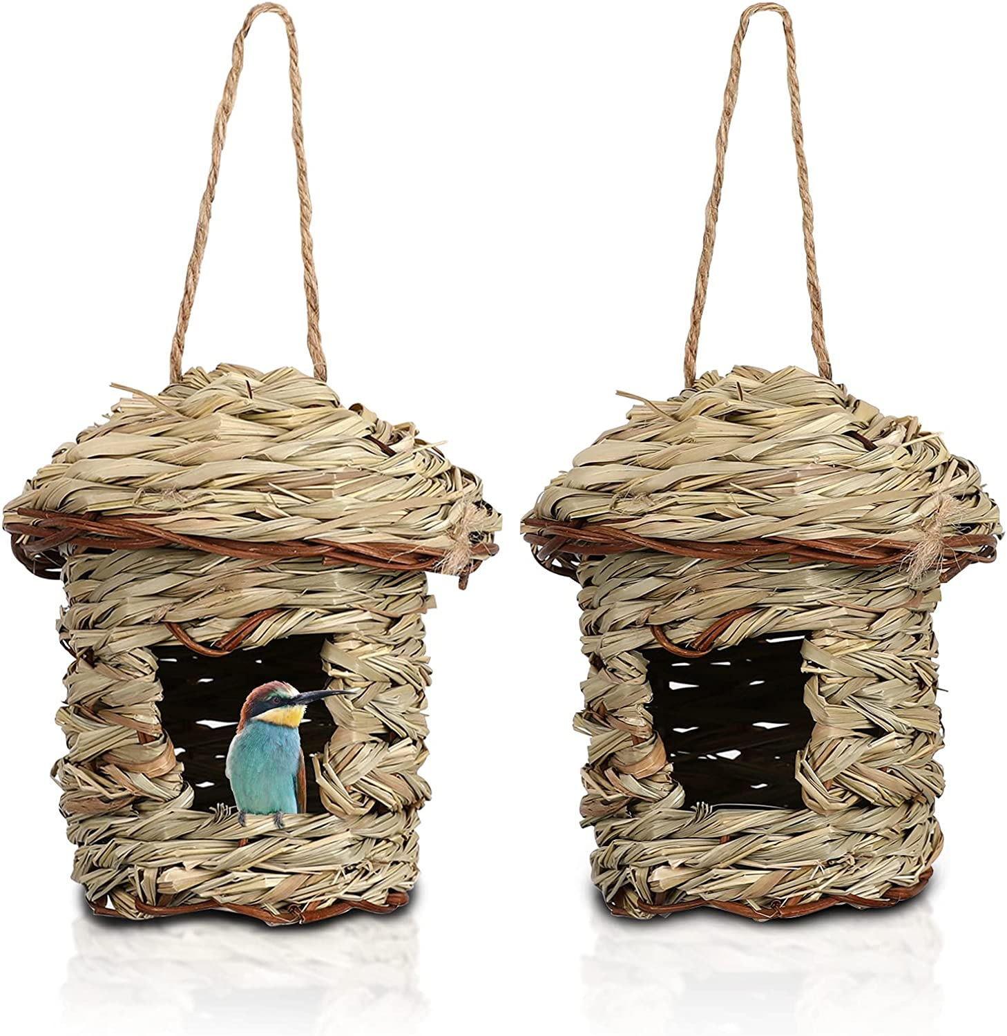 Free Shipping Cheap Bargain Gift Hummingbird Houses for Max 55% OFF Outside Nests Outdoors