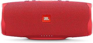 Firemall LLC JBLCHARGE4REDAM JBL Charge 4 Portable Waterproof Wireless Bluetooth Speaker - Red