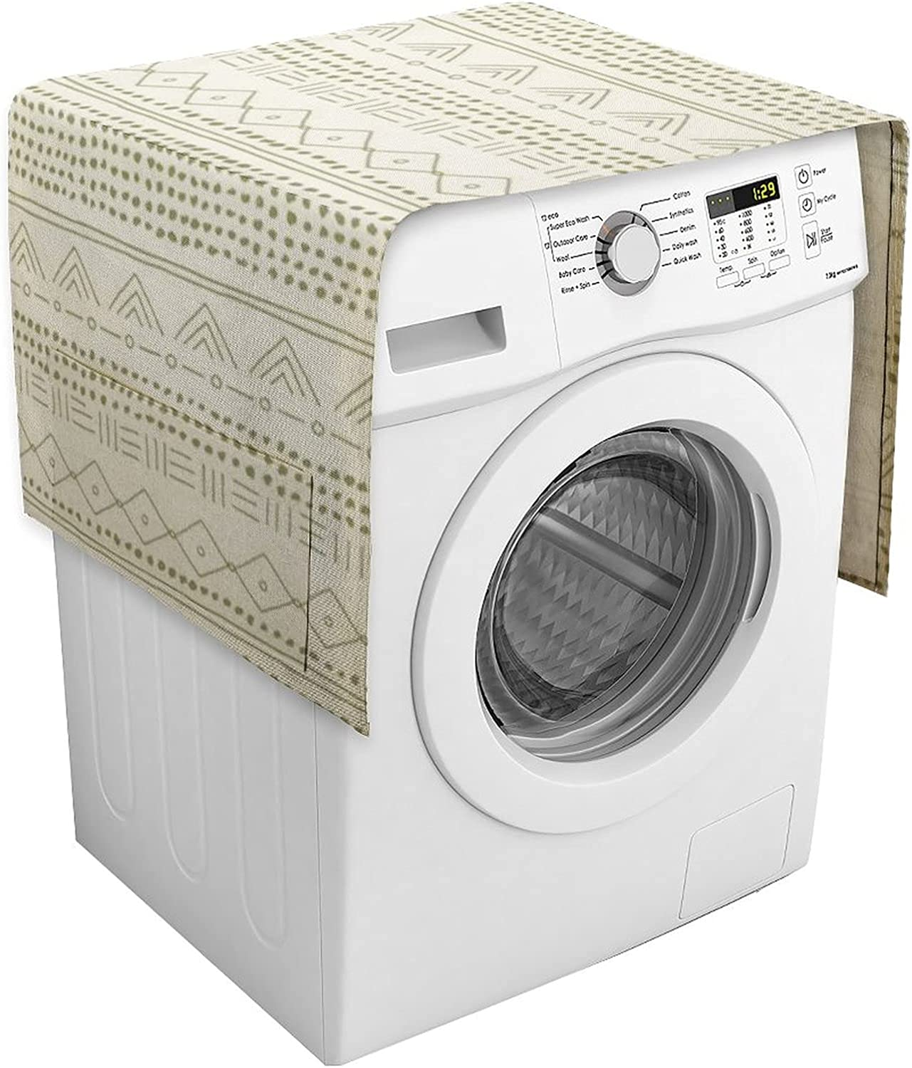 Multi-Purpose Washing Machine Covers Protector Washer Daily bargain sold out sale Appliance