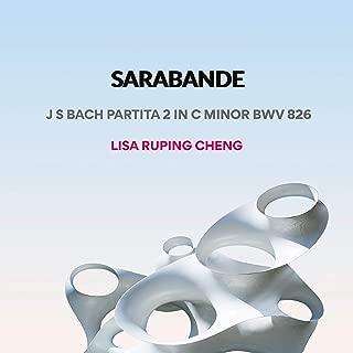 Bach: Sarabande Partita 2 in C Minor, Bwv 826