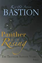 Panther Rising (THE TRAVELER: Initiate Years Book 3)