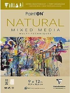 Clairefontaine colore: Traslucido 3 fogli dimensione 21 x 297 mm confezione da 2 Carta da lucido 12