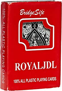 Canoe Pc001 Red Playing Cards