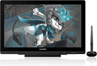 2019 HUION KAMVAS 20 Drawing Monitor, 19.5 inch Pen Display Battery-Free Graphics Drawing Tablet with 8192 Pressure Sensitivity, Tilt Function, 120% sRGB Gamut, Stand Included (GT-191 V3)