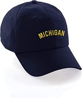 Best michigan dad hat Reviews