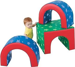 Children's Factory Tunnel Trilogy Classroom Furniture (CF710-106PT)
