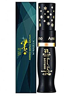 W-III AMINO LASHES SOLUTION Best Eyelash Serum Growth Enhancer Fast Result 7 day, Length & Thickness of Eyebrows serum & E...