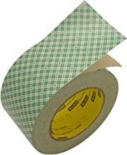 "3M 410M dubbelzijdige papiertape: 3 ""x 36 yds. (gebroken wit)"