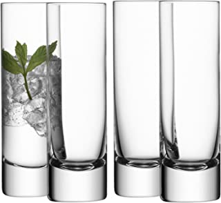 lsa bar long drink glasses