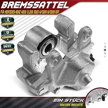 Bremssattel Bremszange Vorne Links f/ür W168 A140 A160 A170 CDI 1997-2004 1684200283