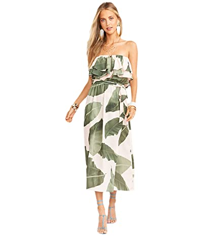 Show Me Your Mumu Rosie Dress (Queen Palms) Women