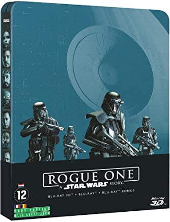 Rogue One: A Star Wars Story (Steelbook)