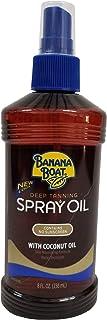 زيت التسمير (تان) الذهبي من ماركة بانانا بوت 236 مل Banana Boat Deep Tanning Oil (SPF 0)