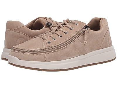 BILLY Footwear Comfort Suede Lo (Tan) Women