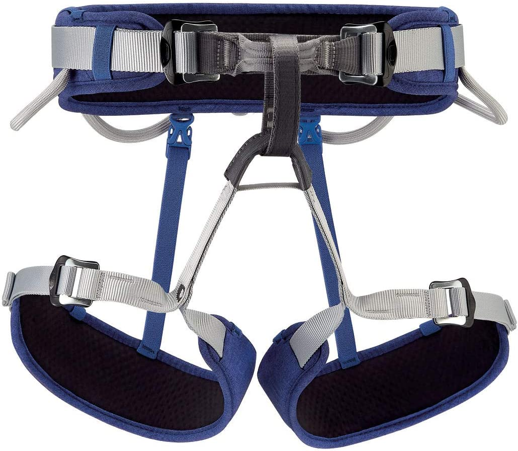 PETZL Corax Climbing Harness : Sports & Outdoors