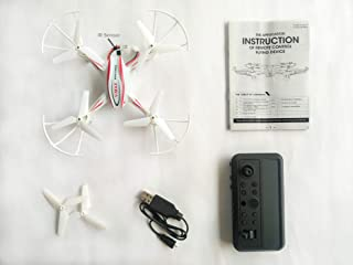 HX 770 Toy Drone Quadcopter (Without Camera), Stable Flght & IR Remote Control (White)