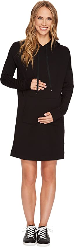 Beyond Yoga - Maternity Hood Times Sweatshirt Dress