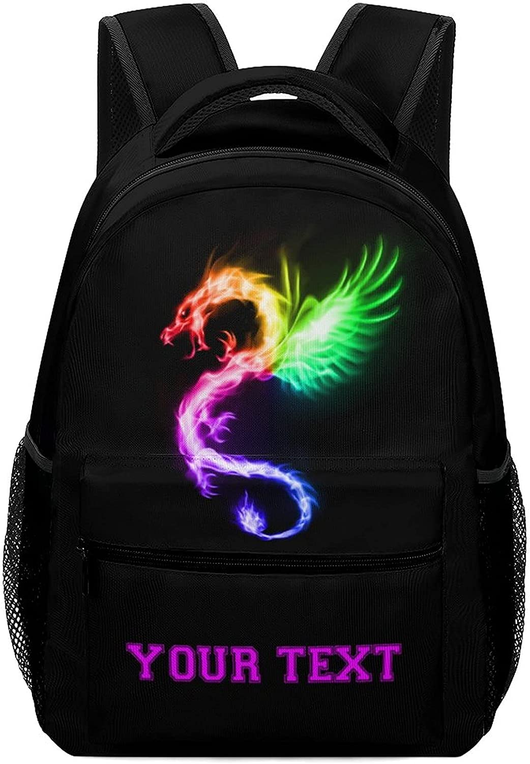 Custom Backpack for Boys Personalized with Be super welcome Girls Excellent Name
