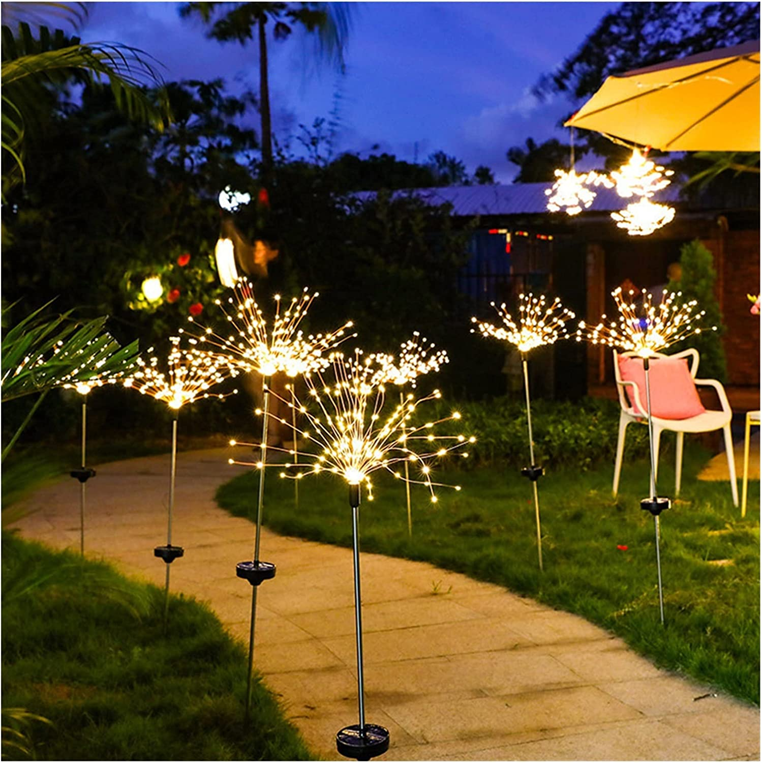 YSJJYQZ Solar Lights Outdoor Grass Limited Special Price D National uniform free shipping Powered Globe
