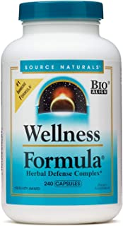 Source Naturals, Wellness Formula California, 240 Count