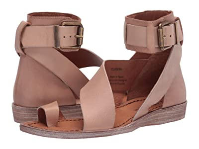 Free People Vale Boot Sandal (Taupe) Women