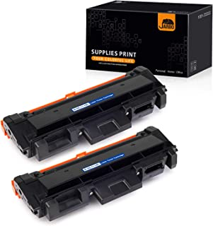 JARBO 2 Black Compatible for Samsung 116L MLT-D116L MLTD116L MLT116L Toner Cartridge High Yield, Use with Samsung Epress SL-M2825DW SL-2835DW SL-2885FW SL-2875FD SL-2875FW SL-M2625D SL-M2825FD Printer
